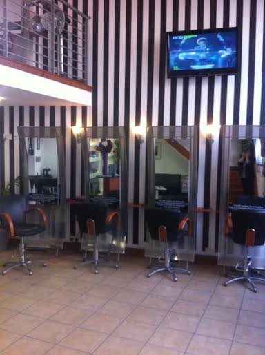 Our salon colm morrissey hair studio tramore co waterford for A step ahead salon